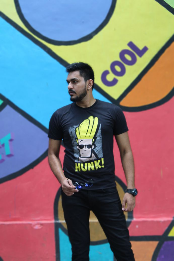 Johnny Bravo Official T-Shirt