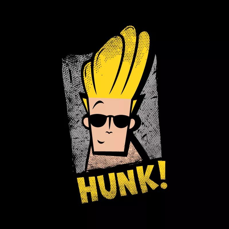 Johnny Bravo Hunk T-Shirt