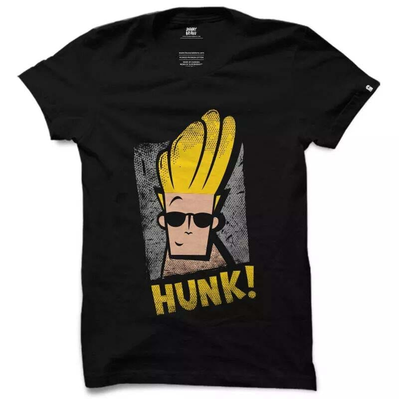 Johnny Bravo Official T shirt