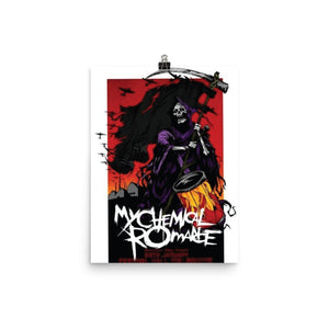 My chemical Romance Artwork Poster
