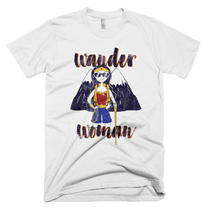 Wander Woman Travel T-Shirt