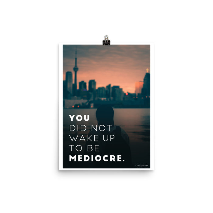 Motivational Posters Bundle of 4
