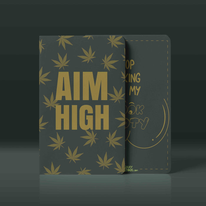 Aim High Notebook