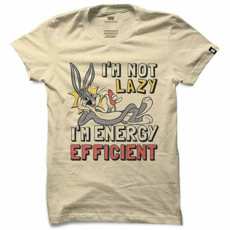 Energy Efficient Bugs Bunny Official T shirt
