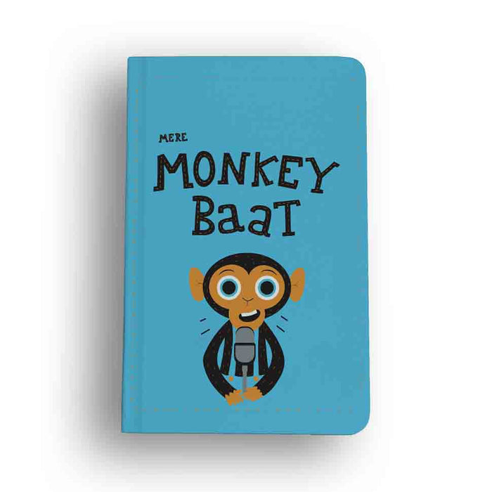 Monkey Baat Notebook