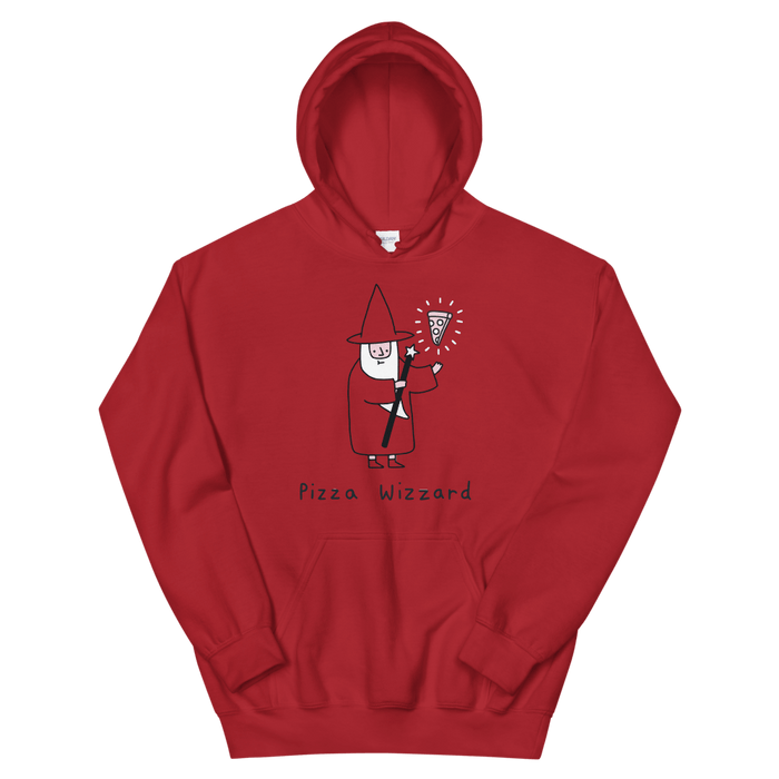 PIZZA WIZARD Hoodie