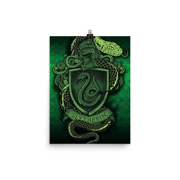 Slytherin Poster