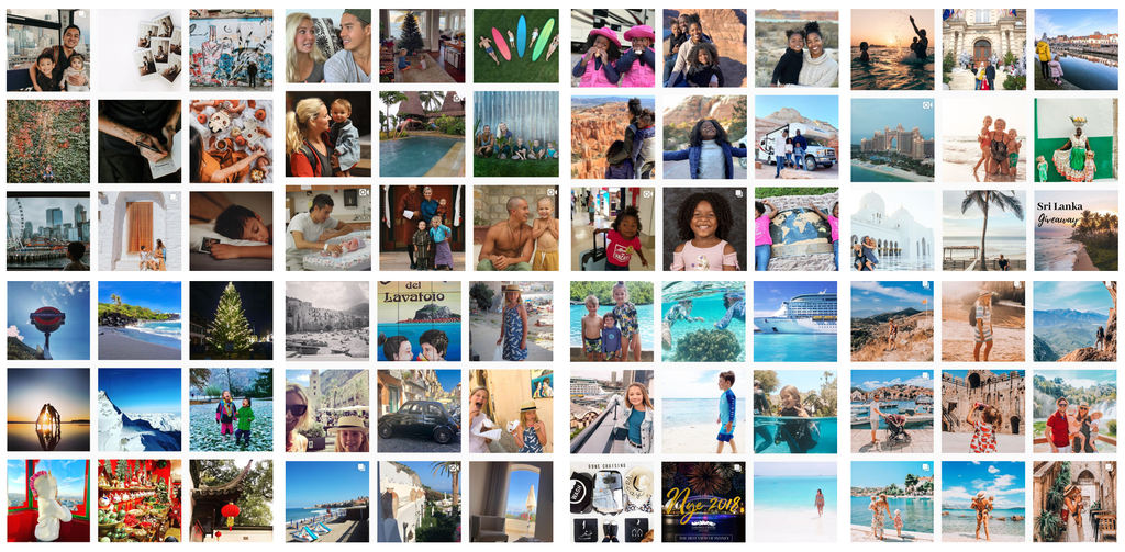 15 Inspirational Travel Families to Follow on Instagram