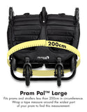 Pram Pal™ (Regular - ON BACKORDER or Double - In Stock)
