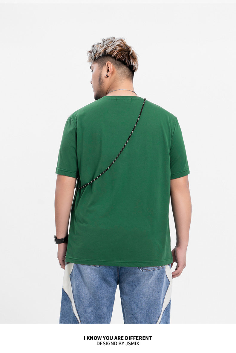 Pocket Bag T-Shirt - 12JT4722