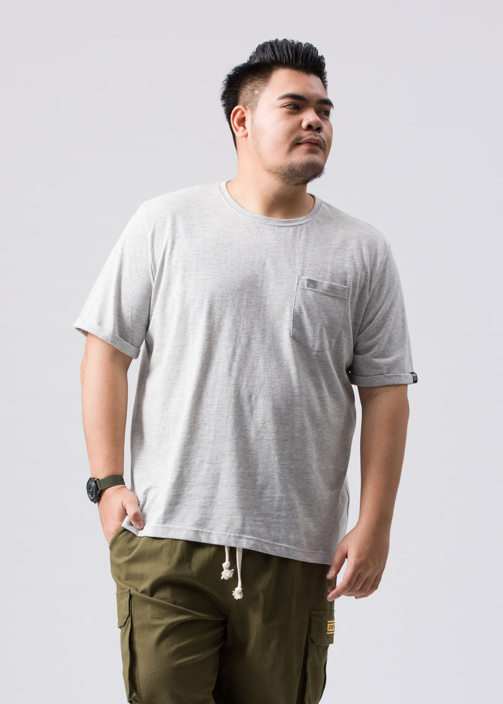 Pocket Short Sleeved T-Shirt - 92JT1411