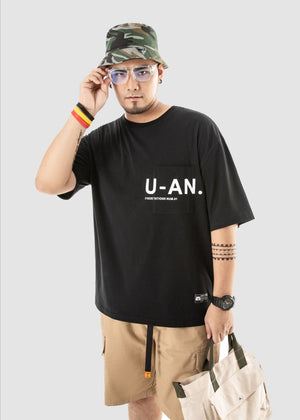 Pocket T-shirt - 02JT2079