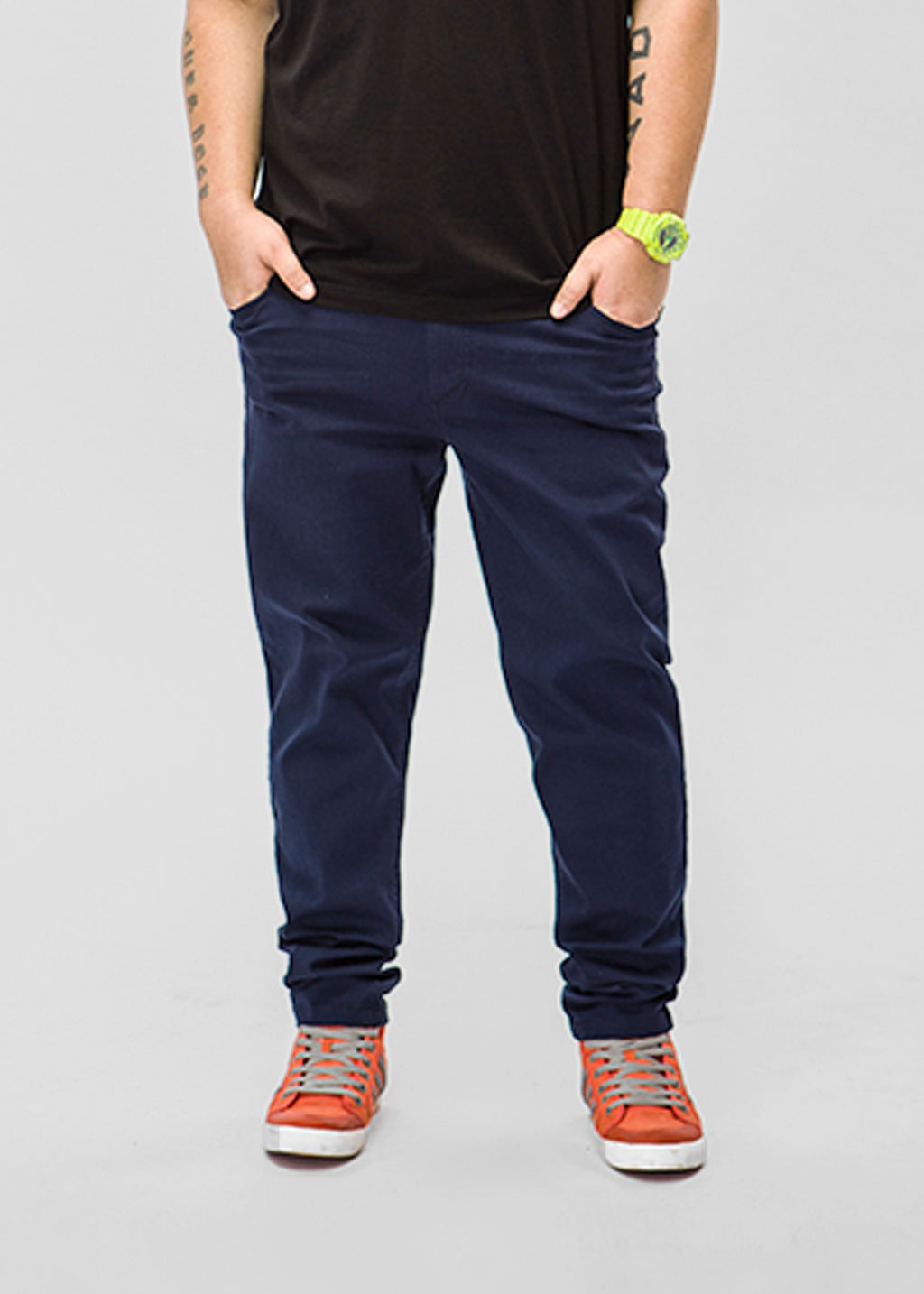 Fashion Casual Chinos Pants  - 62K0013