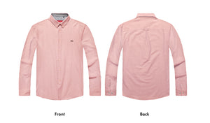 Oxford Long Sleeved Shirt - X1991