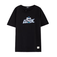Animal & Letter Graphic T-Shirt - 02JT3513