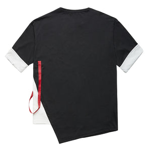 Ribbon Street wear T-Shirt - L92JT1455