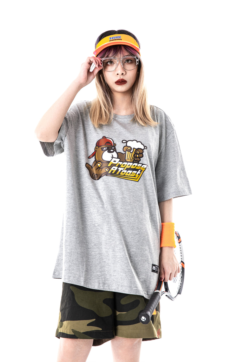 Graphic T-shirt - 02JT3148