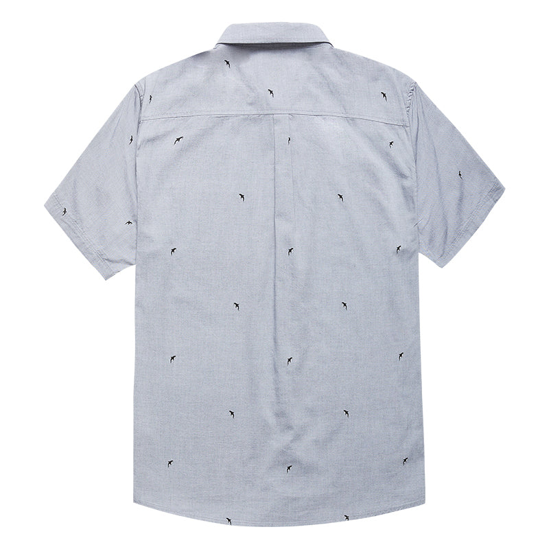 All Over Print Short Sleeve Shirt - Z92JC1387