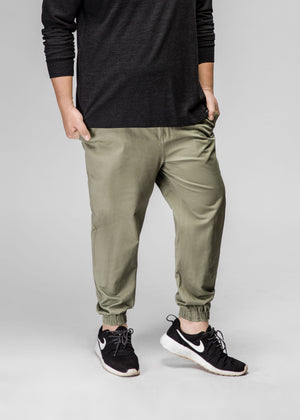 Casual Plain Joggers Pants - 71JK0122