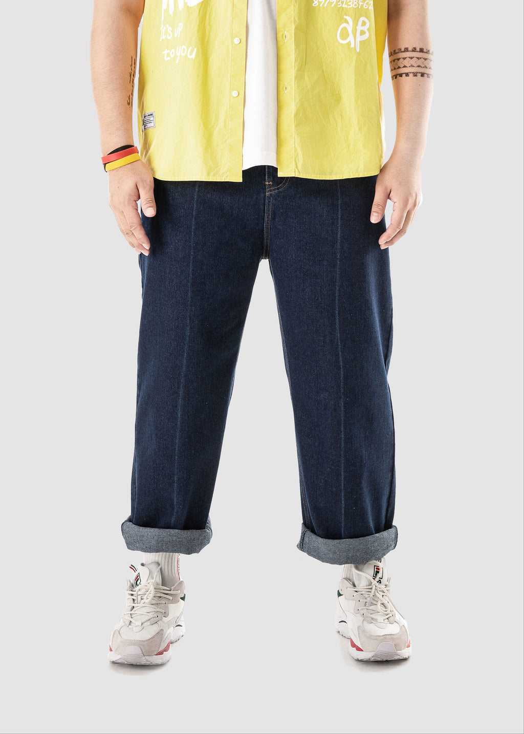Relaxed Jeans - 02JN2829