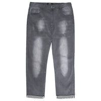 Washed Straight Jeans - Z92JN1406