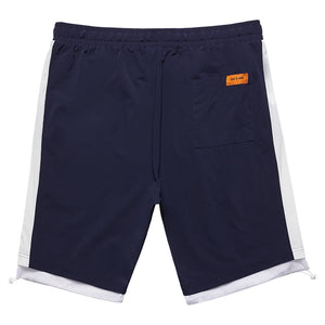 Contrast Side Seam Shorts - Z92JK1651