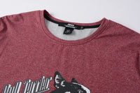 Dog Graphic T-Shirt - 82JT0861