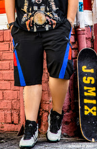 Color Block Shorts - Z92JK1391