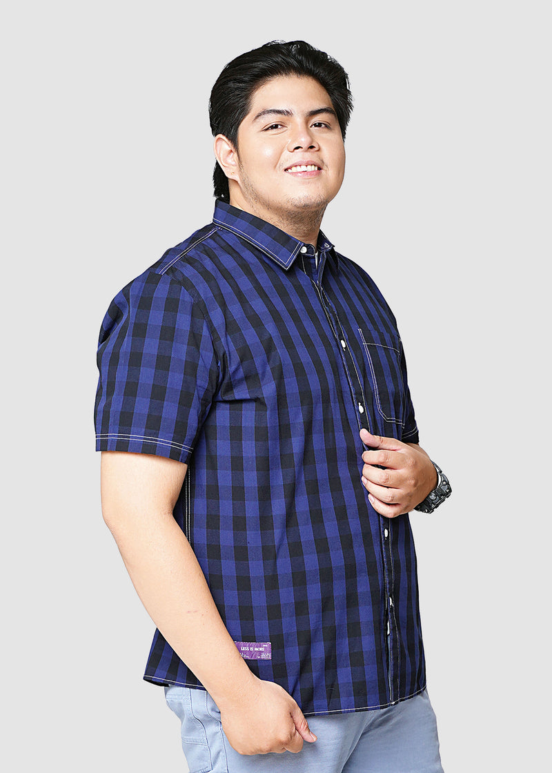 Cotton Check Shirt - Z92JC1386