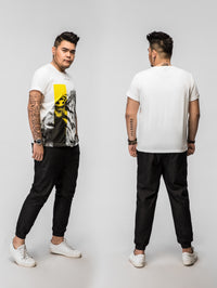Tiger Graphic Short Sleeved T Shirt - 82JT0981