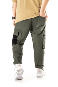 Cargo Jogger With Pocket Pants - 02JK2299