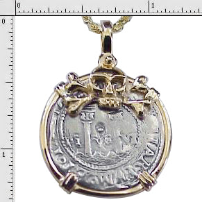 #5-1520 Replica Two Reale Pendant