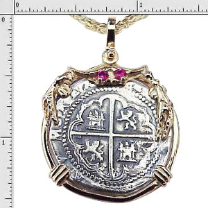 #5-1565 Replica Two Reale Pendant