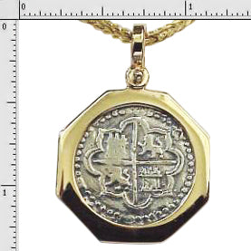 coin jewelry bezel