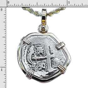 silver pieces of eight for sale