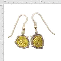 #3-BW1134 Earrings 1 Escudo