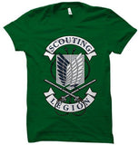 Scouting Legion-Green
