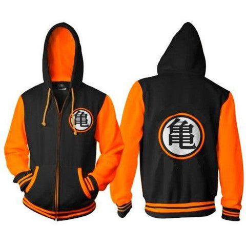 Dragon Ball Z Hoodie (Shipping From 2nd October)