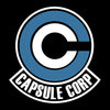 Image of Capsule Corp Black