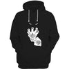 Image of Full Metal 2- Black Hoodie