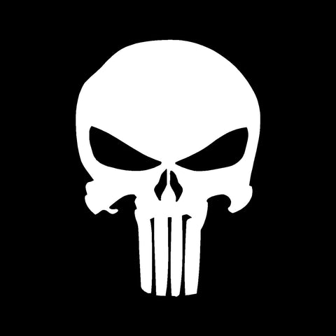 Punisher logo Black- T-Shirt