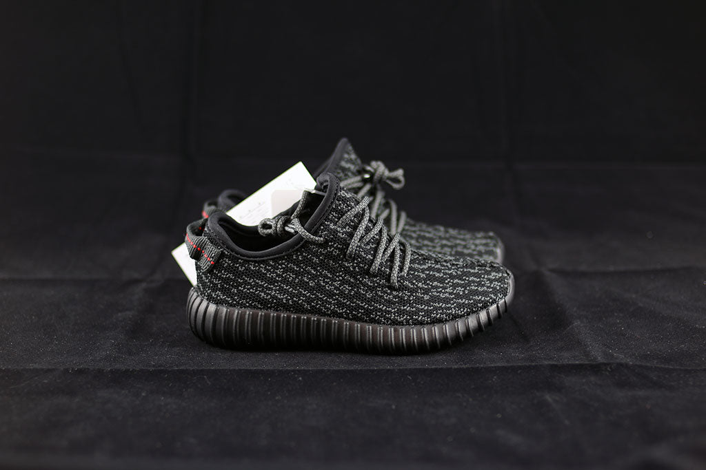 1418973289f Adidas Yeezy Boost 350 Infant Pirate Black – The Sneakers Plug