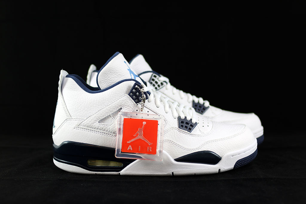 Air Jordan 4 Retro LS Legend Blue