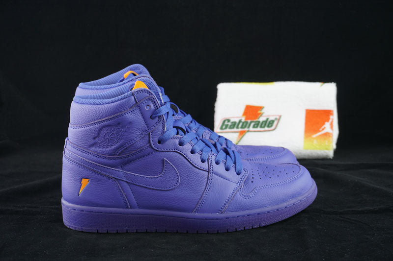 dbec73465b2 Air Jordan 1 Retro High OG Gatorade Rush Violet – The Sneakers Plug