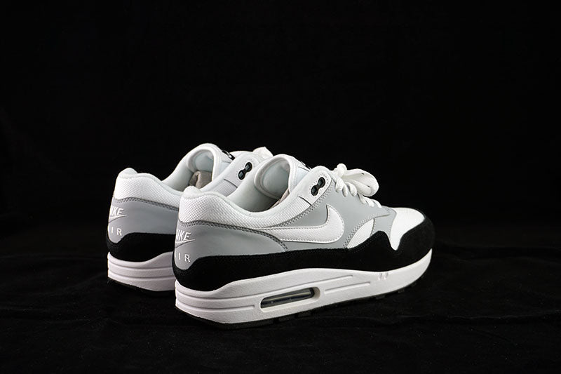 buy online 2584d 4a3c1 ... Nike Air Max 1 Wolf Grey White - The Sneakers Plug ...