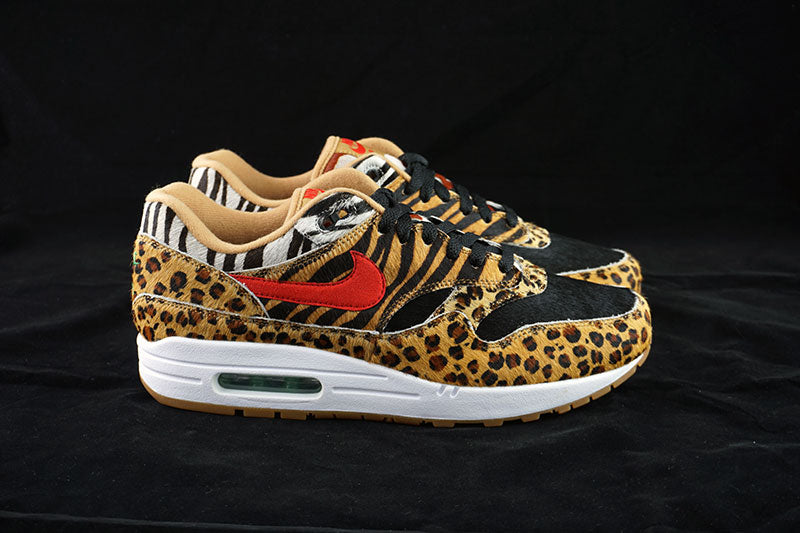 quality design f2251 44ab8 Nike Air Max 1 DLX Atmos Animal Pack - The Sneakers Plug