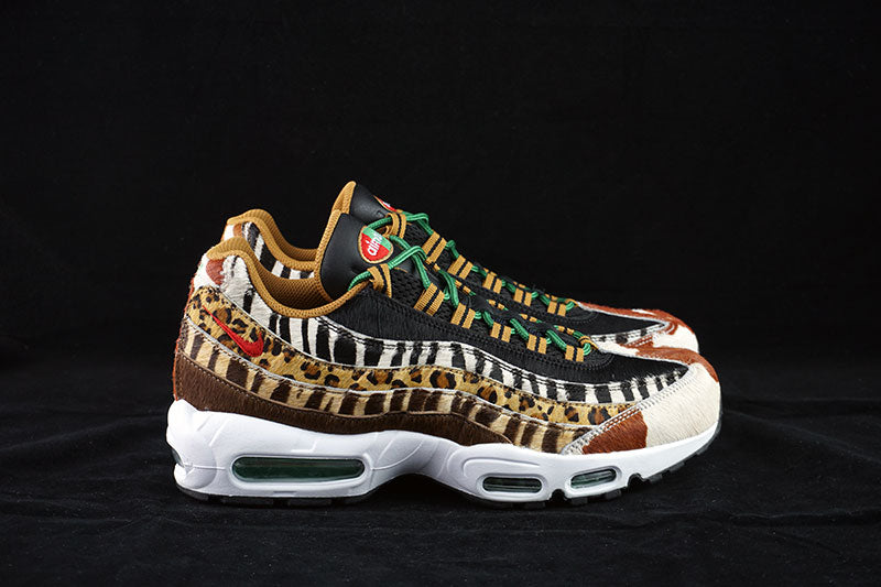 d3600813a11 ... ireland nike air max 95 dlx atmos animal pack the sneakers plug 8ad16  540a7