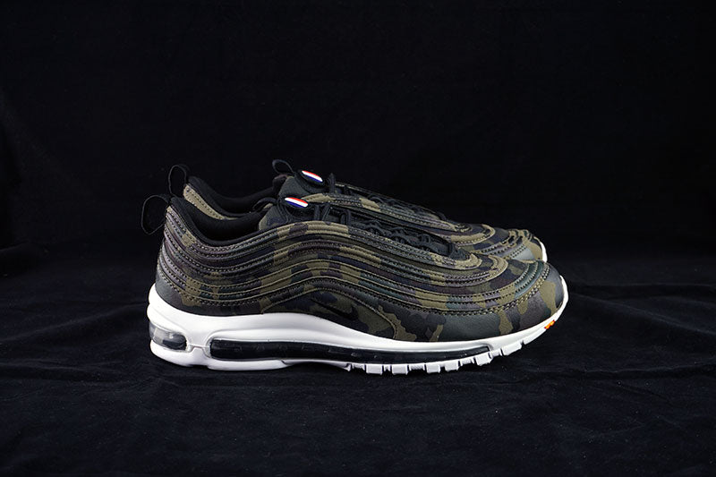 la meilleure attitude a7dc0 cd001 Nike Air Max 97 Premium QS Country Camo France