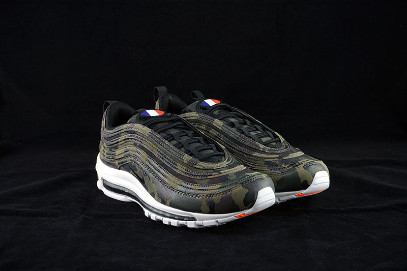release date: 20ba5 e6ffb ... Nike Air Max 97 Premium QS Country Camo France - The Sneakers Plug ...