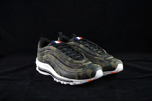 save off 49dd1 2fe9e Nike Air Max 97 Premium QS Country Camo France – The Sneakers Plug